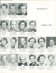 Page 13, 1957 Edition, Lee High School - Blue and Gray Yearbook (Jacksonville, FL) online yearbook collection