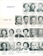 Page 14, 1957 Edition, Lee High School - Blue and Gray Yearbook (Jacksonville, FL) online yearbook collection
