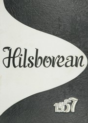 Page 1, 1957 Edition, Hillsborough High School - Hilsborean Yearbook (Tampa, FL) online yearbook collection
