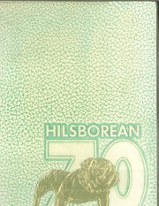Page 1, 1970 Edition, Hillsborough High School - Hilsborean Yearbook (Tampa, FL) online yearbook collection