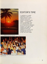 Page 9, 1981 Edition, Miami Coral Park High School - Arieon Yearbook (Miami, FL) online yearbook collection
