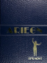 1982 Edition, Miami Coral Park High School - Arieon Yearbook (Miami, FL)