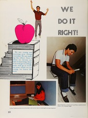 Page 14, 1982 Edition, Miami Coral Park High School - Arieon Yearbook (Miami, FL) online yearbook collection