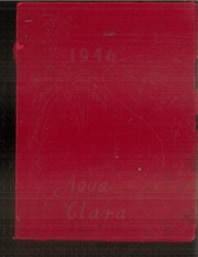 1946 Edition, Clearwater High School - Aqua Clara Yearbook (Clearwater, FL)