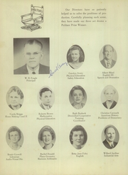 Page 10, 1950 Edition, Clearwater High School - Aqua Clara Yearbook (Clearwater, FL) online yearbook collection