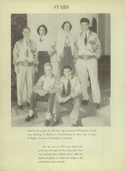 Page 16, 1950 Edition, Clearwater High School - Aqua Clara Yearbook (Clearwater, FL) online yearbook collection