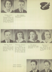 Page 17, 1950 Edition, Clearwater High School - Aqua Clara Yearbook (Clearwater, FL) online yearbook collection