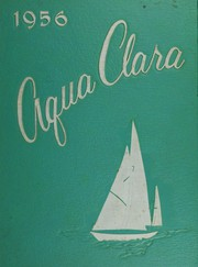 1956 Edition, Clearwater High School - Aqua Clara Yearbook (Clearwater, FL)