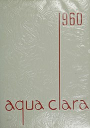 Page 1, 1960 Edition, Clearwater High School - Aqua Clara Yearbook (Clearwater, FL) online yearbook collection