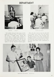 Page 17, 1960 Edition, Clearwater High School - Aqua Clara Yearbook (Clearwater, FL) online yearbook collection