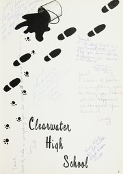 Page 7, 1960 Edition, Clearwater High School - Aqua Clara Yearbook (Clearwater, FL) online yearbook collection