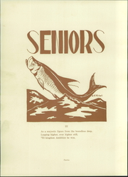 Page 14, 1940 Edition, Sarasota High School - Sailors Log Yearbook (Sarasota, FL) online yearbook collection
