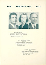 Page 14, 1941 Edition, Sarasota High School - Sailors Log Yearbook (Sarasota, FL) online yearbook collection