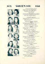 Page 16, 1941 Edition, Sarasota High School - Sailors Log Yearbook (Sarasota, FL) online yearbook collection