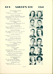 Page 17, 1941 Edition, Sarasota High School - Sailors Log Yearbook (Sarasota, FL) online yearbook collection