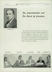 Page 10, 1946 Edition, Sarasota High School - Sailors Log Yearbook (Sarasota, FL) online yearbook collection
