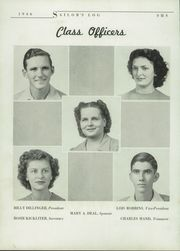 Page 16, 1946 Edition, Sarasota High School - Sailors Log Yearbook (Sarasota, FL) online yearbook collection