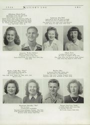 Page 17, 1946 Edition, Sarasota High School - Sailors Log Yearbook (Sarasota, FL) online yearbook collection