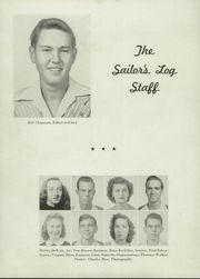 Page 6, 1946 Edition, Sarasota High School - Sailors Log Yearbook (Sarasota, FL) online yearbook collection