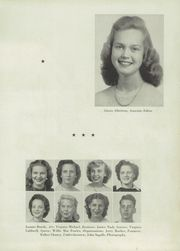 Page 7, 1946 Edition, Sarasota High School - Sailors Log Yearbook (Sarasota, FL) online yearbook collection