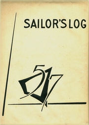 1957 Edition, Sarasota High School - Sailors Log Yearbook (Sarasota, FL)