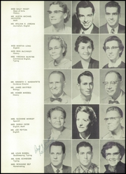 Page 11, 1957 Edition, Sarasota High School - Sailors Log Yearbook (Sarasota, FL) online yearbook collection