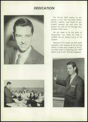 Page 6, 1957 Edition, Sarasota High School - Sailors Log Yearbook (Sarasota, FL) online yearbook collection