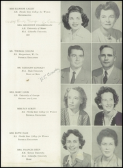 Page 11, 1947 Edition, Miami Edison Senior High School - Beacon Yearbook (Miami, FL) online yearbook collection