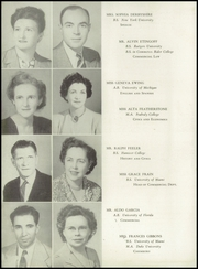 Page 12, 1947 Edition, Miami Edison Senior High School - Beacon Yearbook (Miami, FL) online yearbook collection