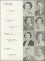 Page 15, 1947 Edition, Miami Edison Senior High School - Beacon Yearbook (Miami, FL) online yearbook collection