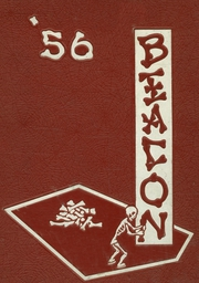 Page 1, 1956 Edition, Miami Edison Senior High School - Beacon Yearbook (Miami, FL) online yearbook collection