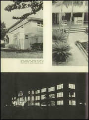 Page 10, 1956 Edition, Miami Edison Senior High School - Beacon Yearbook (Miami, FL) online yearbook collection