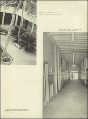 Page 11, 1956 Edition, Miami Edison Senior High School - Beacon Yearbook (Miami, FL) online yearbook collection