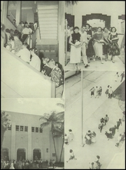 Page 12, 1956 Edition, Miami Edison Senior High School - Beacon Yearbook (Miami, FL) online yearbook collection