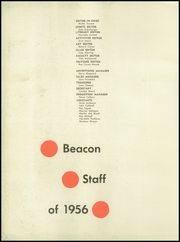Page 6, 1956 Edition, Miami Edison Senior High School - Beacon Yearbook (Miami, FL) online yearbook collection