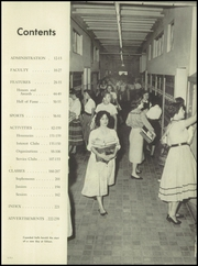 Page 7, 1956 Edition, Miami Edison Senior High School - Beacon Yearbook (Miami, FL) online yearbook collection