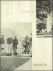 Page 8, 1956 Edition, Miami Edison Senior High School - Beacon Yearbook (Miami, FL) online yearbook collection