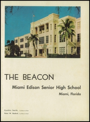 Page 5, 1958 Edition, Miami Edison Senior High School - Beacon Yearbook (Miami, FL) online yearbook collection