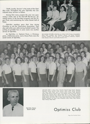 Page 111, 1959 Edition, Miami Edison Senior High School - Beacon Yearbook (Miami, FL) online yearbook collection