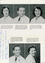 Page 169, 1959 Edition, Miami Edison Senior High School - Beacon Yearbook (Miami, FL) online yearbook collection