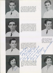Page 172, 1959 Edition, Miami Edison Senior High School - Beacon Yearbook (Miami, FL) online yearbook collection