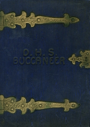 1934 Edition, Mainland High School - Buccaneer Yearbook (Daytona Beach, FL)