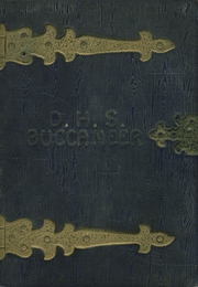1939 Edition, Mainland High School - Buccaneer Yearbook (Daytona Beach, FL)