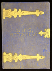 1943 Edition, Mainland High School - Buccaneer Yearbook (Daytona Beach, FL)