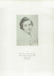 Page 11, 1944 Edition, Mainland High School - Buccaneer Yearbook (Daytona Beach, FL) online yearbook collection