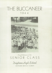 Page 5, 1944 Edition, Mainland High School - Buccaneer Yearbook (Daytona Beach, FL) online yearbook collection