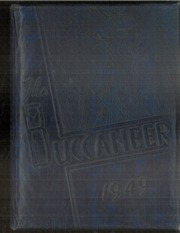 1949 Edition, Mainland High School - Buccaneer Yearbook (Daytona Beach, FL)