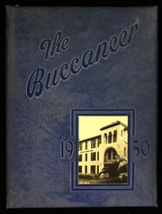 1950 Edition, Mainland High School - Buccaneer Yearbook (Daytona Beach, FL)