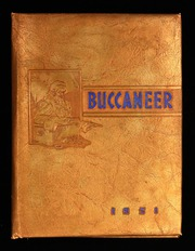 1951 Edition, Mainland High School - Buccaneer Yearbook (Daytona Beach, FL)