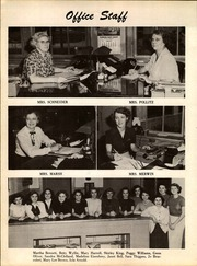 Page 12, 1951 Edition, Mainland High School - Buccaneer Yearbook (Daytona Beach, FL) online yearbook collection